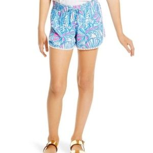 Lilly Pulitzer for Target pompom shorts